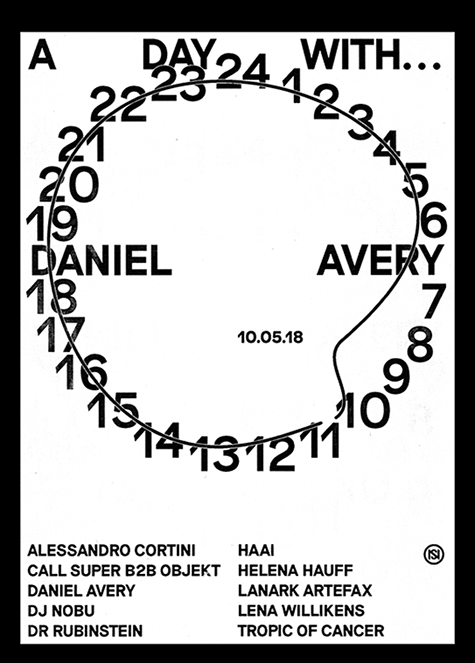 nuits sonores curated by daniel avery