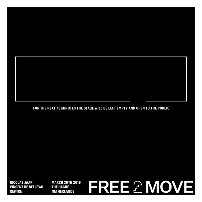 Untitled (Free2move by nicolas jaar, the hague, netherlands