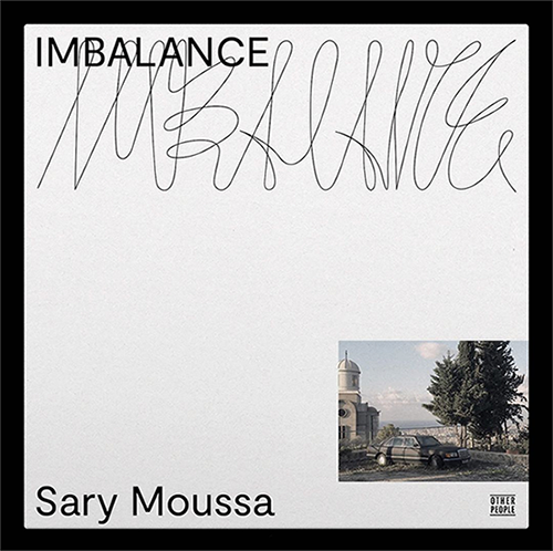 Record cover for imbalance by sary moussa, published by other people